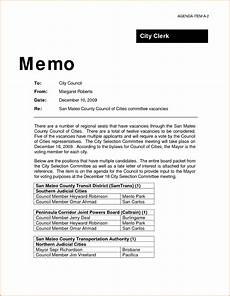 Memo Examples 7 Professional Memo Format Authorizationletters Org