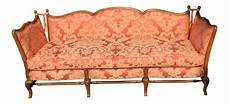 Damask Sofa Cover Png Image by Antique Country Sofa W Scalamandre Damask On