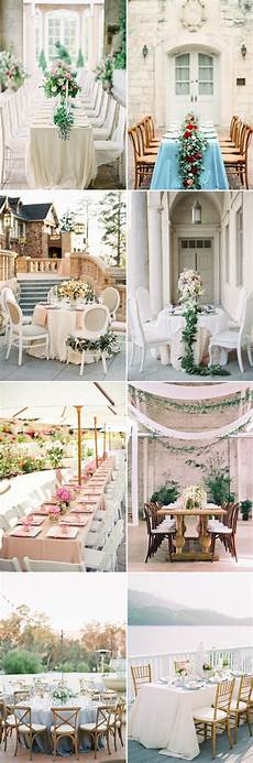 Wedding On A Budget 20 Sweet Reception Table D 233 Cor Ideas For Small Intimate