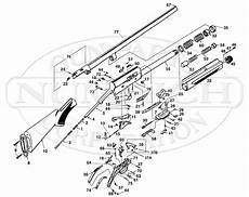 Browning A5 Parts And Schematic Numrich