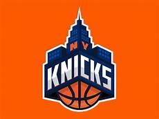 new york knicks logo redesign by travis jerrick on dribbble