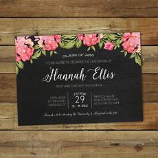 Graduation Party Invitation 19 Graduation Party Invitation Designs And Examples Psd