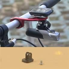 Garmin Mount Light Adapter Bike Light Mount Adaptor For Cateye Volt 300 400 Flash