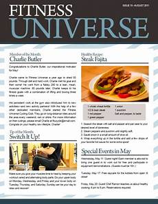 Newsletter Examples How To Write A Good Newsletter 7 Steps With Pictures