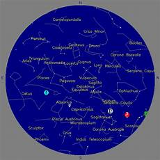 Nasa Sky Chart South Florida Astronomers Association Saturday