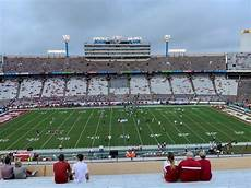 Cotton Bowl Seating Chart Rows Cotton Bowl Interactive Seating Chart
