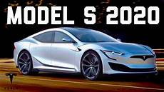 tesla by 2020 redesigning the tesla model s in 2020