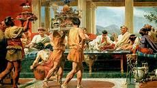 banchetti romani flatulenze scarti ed altre quot raffinatezze quot nei banchetti