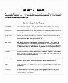 How To Change Resume Format 30 Best Resume Formats Doc Pdf Psd Free Amp Premium