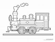 Train Stencil Printable Train Template Tim S Printables