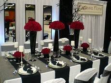 theme black white pretty weddings