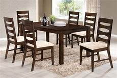 Dining Table Card Design 21 Beautiful Wooden Dining Sets In Different Designs