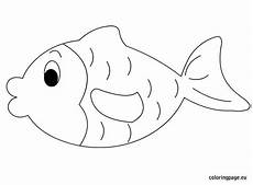 fish coloring page coloring page