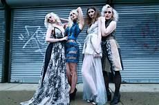 alternative fashion mob ends fashion week by celebrating