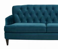 Teal Sofa Png Image by Tufted Sofa Satin Teal Home