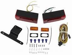 Over 80 Trailer Light Kit Submersible Over 80 Quot Aero Pro Led Trailer Light Kit W 25