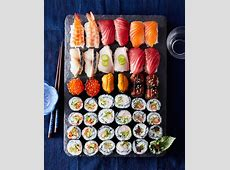 How to Make Sushi at Home   Williams Sonoma Taste