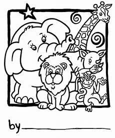 Ausmalbilder Zum Ausdrucken Zoo Malvorlagen Fur Kinder Ausmalbilder Zoo Kostenlos Page