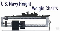 Navy Height Weight Chart Height And Weight Chart Navy