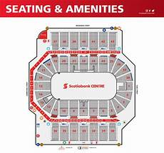 Scotiabank Place Halifax Seating Chart Inside The Centre Scotiabank Centre