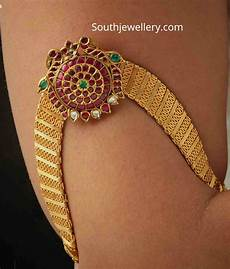 Arm Vanki Designs In Gold Jewellery Designs Page 24 Of 1546 Latest Indian
