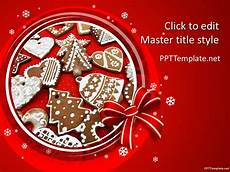 Free Christmas Ppt Templates Free Christmas Baking Ppt Template