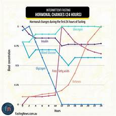 Intermittent Fasting Chart Intermittent Fasting Hormonal Changes 24 Hours Original
