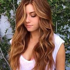 Light Brown Hair With Strawberry Highlights Strawberry Hair Forever 50 Breathtaking Amp Lovely Ways To