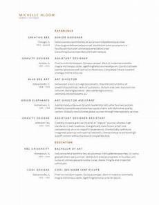 Hloom Templates Upfront Free Resume Template By Hloom Com Resume