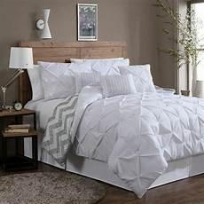 reversible 7 comforter set king size bed bedding