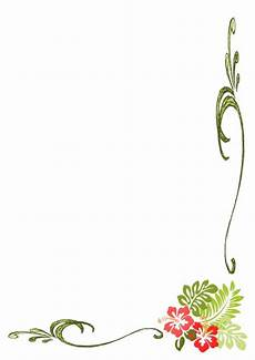 Side Border Designs Simple Flower Borders Design Hd Border Designs Flower
