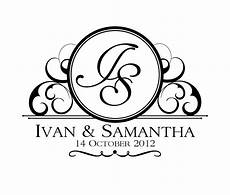 Wedding Logo Custom Wedding Logo Design