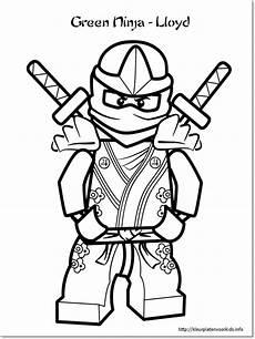 ausmalbilder ninjago lloyd zum ausdrucken
