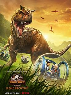 Malvorlagen Jurassic World The Jurassic World La Colo Du Cr 233 Tac 233 S 233 Rie Tv 2020 Allocin 233