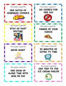 Coupon Chart 15 Of The Best Diy Chore Charts For Kids Bedtimez Page 5