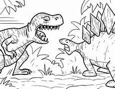 Malvorlage Dinosaurier Rex Tyrannosaurus Rex Coloring Pages Dinosaur Coloring Pages