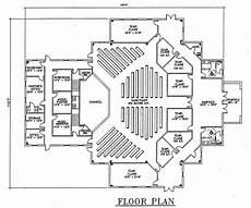 Floor Plan Church Church Plan 123 Lth Steel Structures