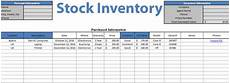 Inventory Register Format Daily Stock Maintain Template In Excel Sheet Analysis