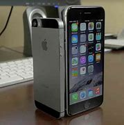 Image result for iPhone 6 Next to iPhone 5