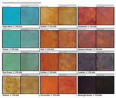 Stained Concrete Colors Chart Behr Semi Transparent Concrete Stain Pictures Joy Studio