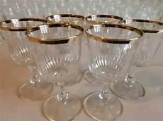 servizi di bicchieri in cristallo servizio bicchieri vintage servizi gennaio clasf