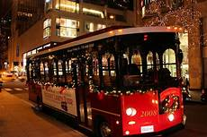 Chicago Lights Trolley Chicago Trolley And Double Decker Co Chicago Attractions