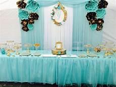 tiffany gold quincea 241 era party ideas in 2019 weddings