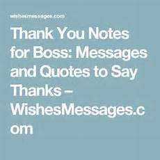Thank You Notes To Boss For Gift 70 Best Thank You Messages Your Boss Would Certainly Love
