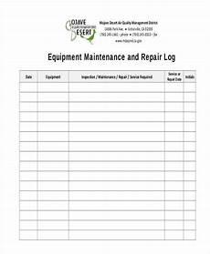 Maintenance Log Sheet Free 38 Log Sheet Samples Amp Templates In Pdf Ms Word