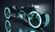 Light Tron Bike A Hubless Bike Interestingasfuck