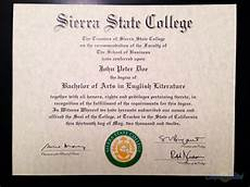 Fake College Certificate Buy A Fake College Diploma Online