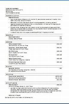 How To Type A Proper Resume Proper Resume Formats Career Trend
