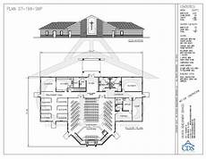 Floor Plan Church Church Floor Plans Church Development Church