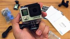 How To Use A Gopro Hero 4 New Gopro Hero 4 Black Edition Unboxing Hands On